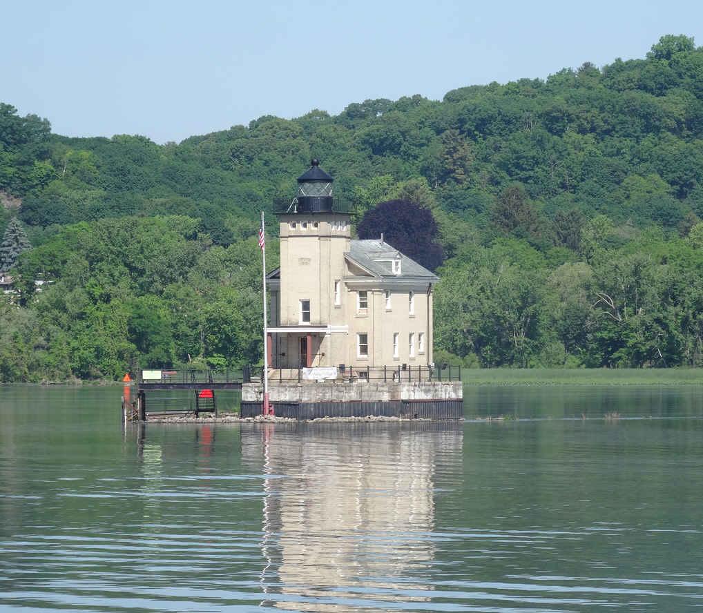 Hudson River Cruises Kingston Ny: No More Salt. No More Tide. For The Next Few